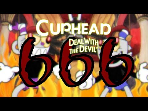 Cuphead 666 - Hidden Audio File In New Update -  CHECK PINNED COMMENT!