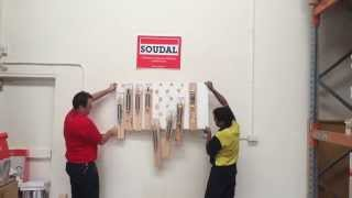 Soudal Grip & Fix - Benchmarking Against Australian Construction Adhesives