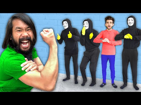 DANIEL Goes UNDERCOVER In MELVIN PZ9's Online Training Course Training Hackers Ninja Moves For Clout