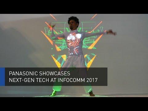 Panasonic Showcases Next-Gen Tech At InfoComm 2017
