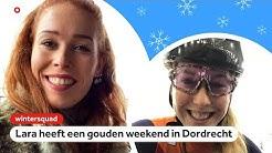 Zo verliepen de WK afstanden voor Antoinette en Dai Dai!   Wintersquad #8   NOS Sport