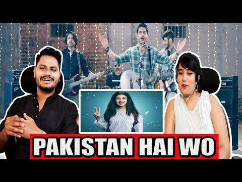 Indian Reaction On Pakistan Hai Wo | Krishna Views
