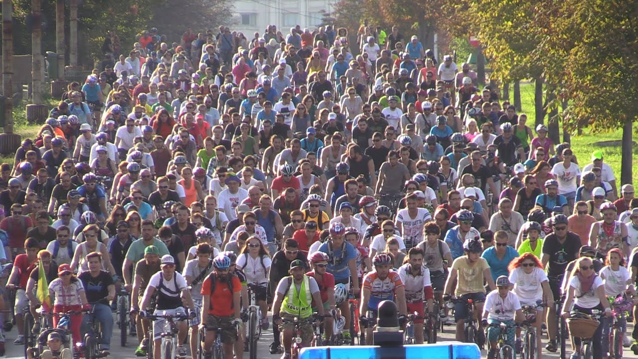 Marșul bicicliștilor #București, 19.09.2015