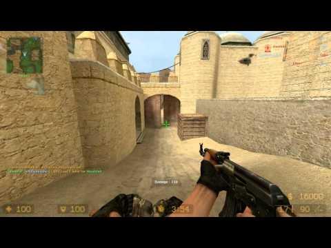 Counter Strike Source: Raping Kids