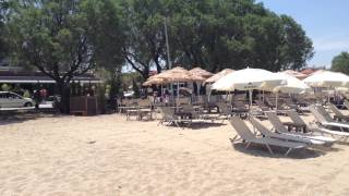 Городской пляж в городе Салоники(В Салониках даже в апреле можно купаться., 2013-05-15T08:58:55.000Z)