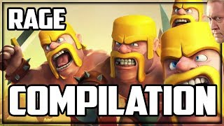 Clash of Clans RAGE Compilation