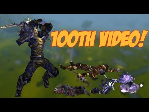 Pilav - Tribute to 100 Videos (5.4 Warrior Battleground PvP)