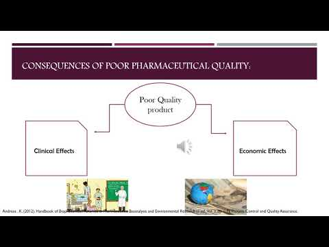 The Role of Quality Assurance in Pharmaceutical Industry 2 1