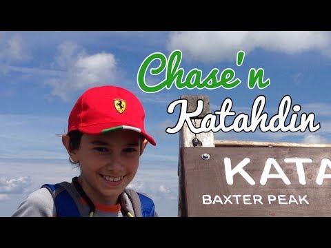 Climbing Mt. Katahdin