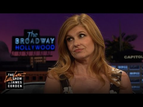 Connie Britton on Faye Resnick and the Brentwood Hello