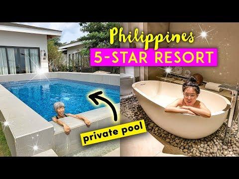 5-STAR RESORT TOUR IN CEBU 🌴 Philippines Travel Vlog