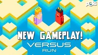 Versus Run! 350+ High Score, New Ketchapp Game Challenge!