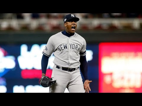 How the Yankees Are Preparing to Close Games During Aroldis ...