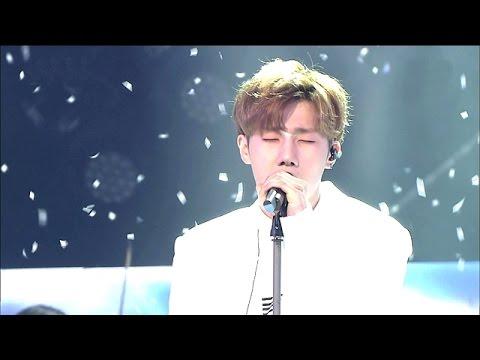 김성규(Kim Sung Kyu) - 너여야만 해(The Answer) @인기가요 Inkigayo 2015052