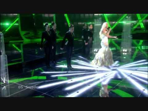 KARAOKE CHEAT: Malena Ernman - La Voix (Instrumental)