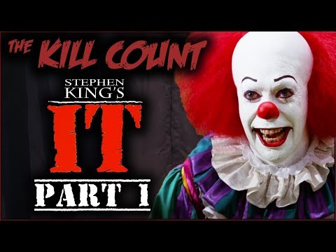 Stephen King's IT 1990 Miniseries PART 1 of 2 KILL COUNT