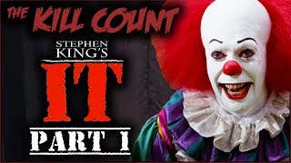 Download Stephen King's IT (1990 Miniseries) [PART 1 of 2] KILL COUNT Mp3 and Videos