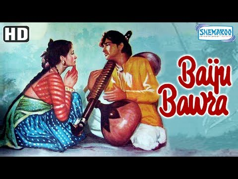 Baiju Bawra (1952)(HD & Eng Subs) - Hindi Full Movie - Meena Kumari - Bharat Bhushan -B M Vyas