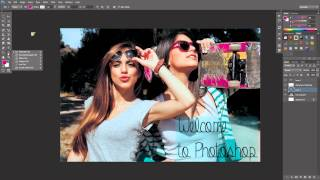 Photoshop CS6 Tutorial - 6 - More about Tools