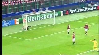 Milan 0 2 Lille By HaMooD13
