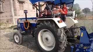 My New Swaraj FE 742 Heavy Duty Tractor | स्वराज 742 ट्रैक्टर | Swaraj 742