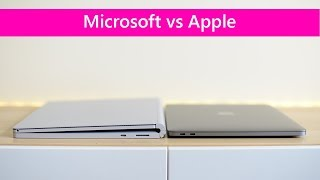 Surface Book 2 v MacBook Pro - ShootOut - Which one is the Best