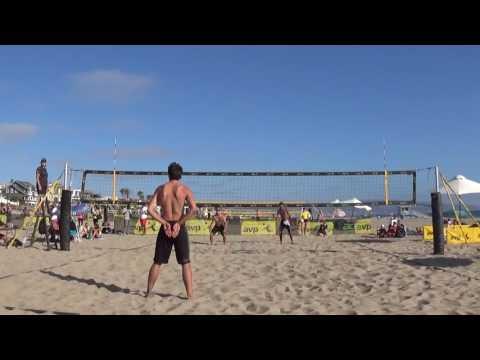 AVP: Kohler/Rosener vs. Ces/Maarek (7/14/16)
