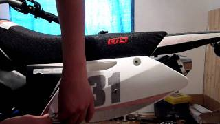 How to Assemble GIO X31 250cc Dirt Bike