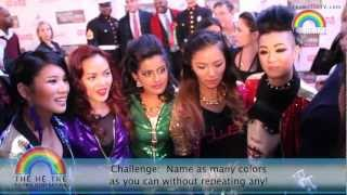 BLUSH Asian Girl Pop Group on Thế Hệ Trẻ TV Thumbnail