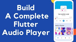 Flutter Audio Player Tutorial Step By Step 2021 | Flutter Music Player | Flutter audioplayer screenshot 4