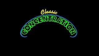 Classic Concentration PC Game 3