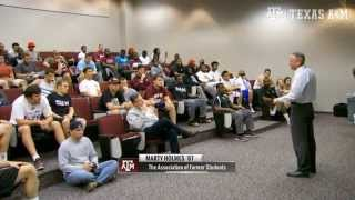 Texas A&M Football: Aggie Ring Day