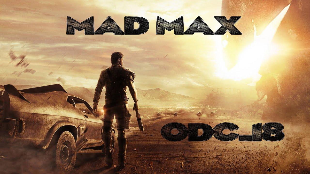 [ODC.18] Let's Play Mad Max - Wyścig Śmierci
