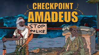 Checkpoint Amadeus - Teaser | Cartoon