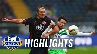 Video Gol Pertandingan Eintracht Frankfurt vs Wolfsburg