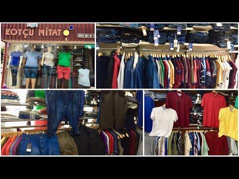 Турция 2019. Магазин одежды больших размеров для мужчин 10XL и джинсы для женщин.