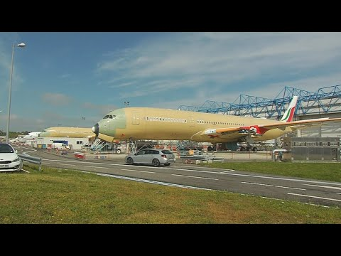 """Toulouse: Welcome to """"Airbusville""""!"""