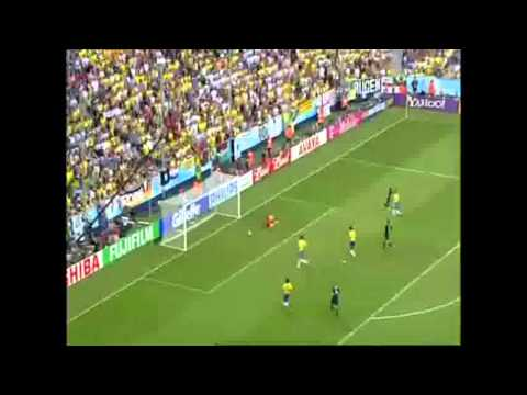 World Cup 2006 All Goals part 6 (group F).