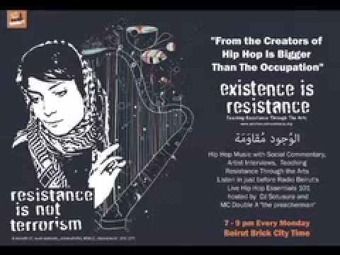 Existence is Resistance on Radio Beirut with Rami Ibrahim 3/31/14