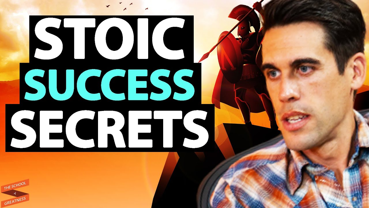 STOIC SECRETS To Destroy Negative Thoughts & MASTER YOUR LIFE! | Ryan Holiday & Lewis Howes