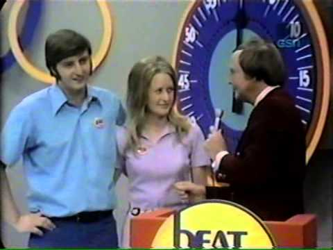 Beat The Clock Syndication 1972 #1