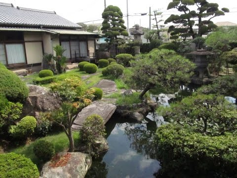 Tenrikyo Shrine & Garden  @ HIMEJI Japan...รูปแบบ สวนและบ้านพักสไตล์ญี่ปุ่น (home stay)