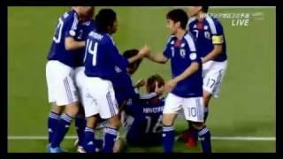 Mike Havenaar, 2 goals voor Japan