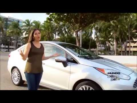 Test drive Ford New Fiesta Sedan Titanium