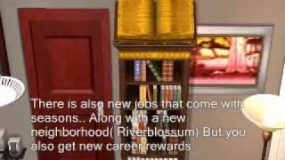 sims 2 seasons game play