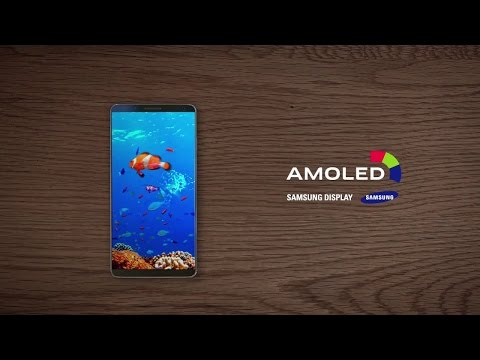 Samsung galaxy S8 display ? | new amoled display technology by Samsung