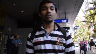 Life of Indian Students in New Zealand: Part1 Vatsal