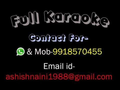 Chinnamma Chilakamma Nillu Nillu Sakkarakatti Karaoke Tamil