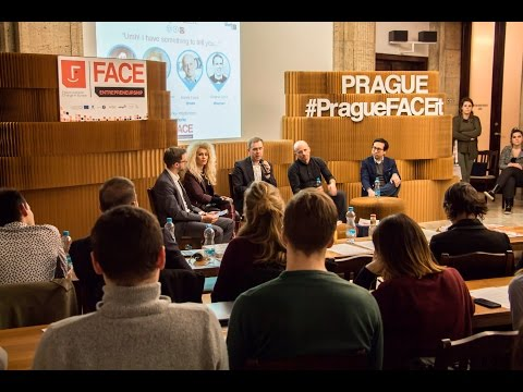 FACE Prague - Umh! I have something to tell you