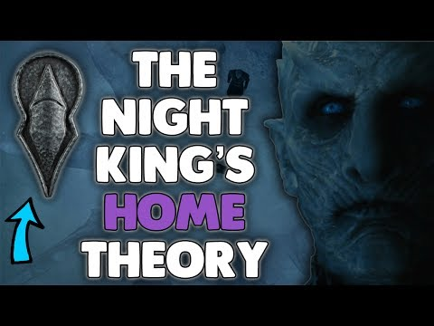 The Night King's Home   Game of Thrones Season 7 Theory